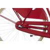 Ortler Van Dyck - Vélo hollandais - rouge